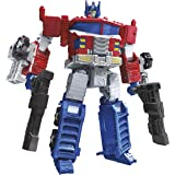 Transformers Toys Generations War for Cybertron Leader Wfc-S40 Galaxy Upgrade Optimus Prime Action Figure - Siege Chapter - Adults & Kids Ages 8 & Up, 7""