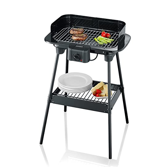 barbecue electrique severin 8523