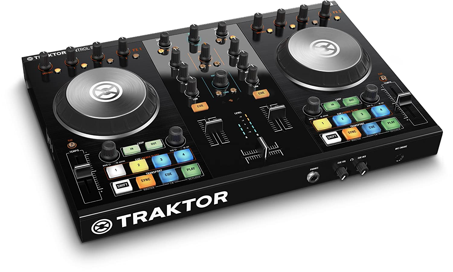 NATIVE INSTRUMENTS TRAKTOR KONTROL S2 DRIVER DOWNLOAD