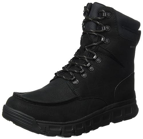 Clarks Edlund Hi GTX, Botas de Nieve para Hombre: Amazon.es: Zapatos y complementos