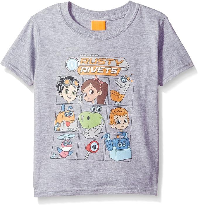 Amazon Nickelodeon Boys Little Rusty Rivets Character Group