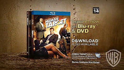 Amazon com: Human Target: Season 1 [Blu-ray]: Mark Valley, Chi