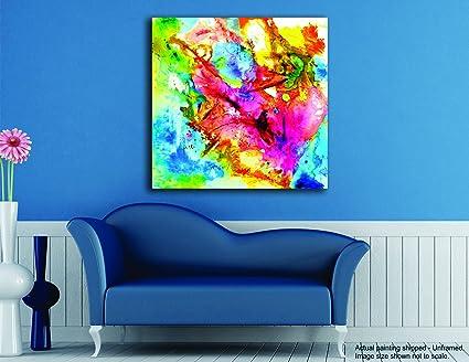 Dipinti Per Soggiorno : Tamatina tela pittura colori della vita dipinti per soggiorno