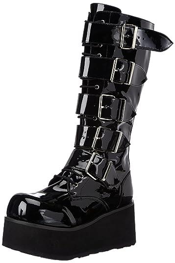 070bc6d56b33 Demonia by Pleaser Men s Trashville-518 Goth Boot
