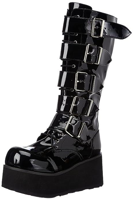 Demonia TRASHVILLE-518, Botines para Hombre: Amazon.es: Zapatos y complementos