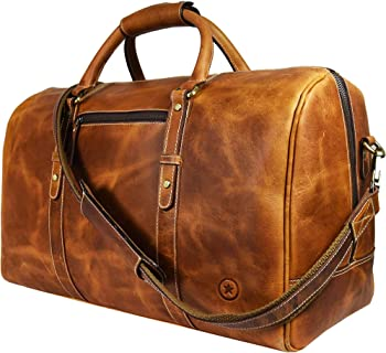 Aaron Leather Goods World-class Leather Luggage