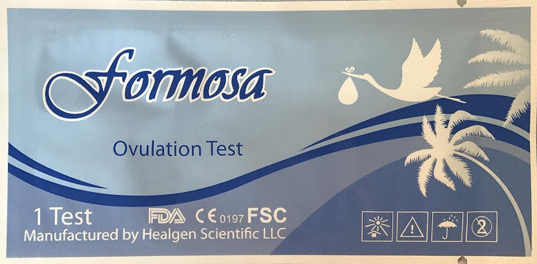 Formosa Medical LH Ovulation 25 Tests Pack