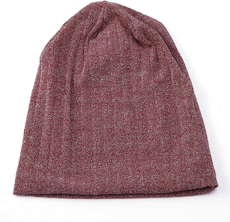 Feisette Men Women Beanie 2018 Knitted Winter Hats Baggy Warm Skull Slouchy Winter Caps