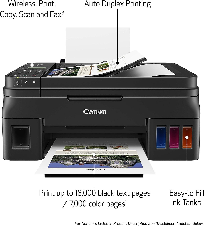 Amazon.com: Impresora Canon PIXMA