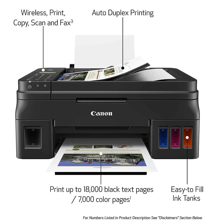 canon printer og scanner