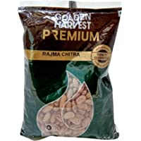 Golden Harvest Premium Pulses - Rajma Chitra, 500g