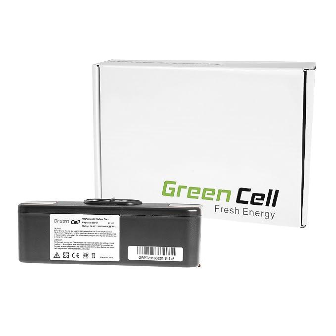 Green Cell® Batería de Aspirador para iRobot Roomba 695 (Li-Ion celdas 4.5Ah 14.4V) : Amazon.es: Hogar