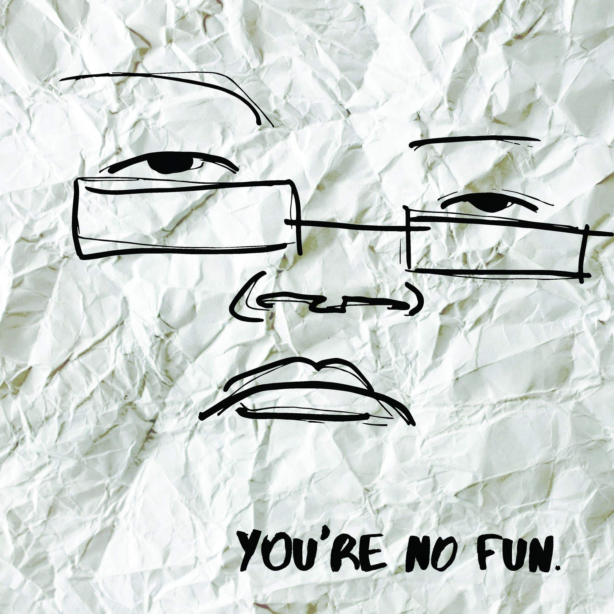 Vinilo : Illingsworth - You're No Fun (LP Vinyl)