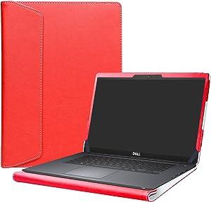 Alapmk Protective Case Cover for 13.3 inch Dell Latitude 13 7380 7390 & 12.5 inch Dell Latitude 12 7290 7280 Laptop(Warning:Not fit Latitude 12 E7270 E7250/Latitude 13 7390 7389 7370),Red
