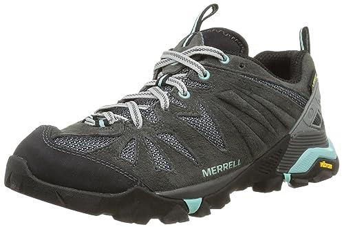 Merrell Capra Gore-Tex, Zapatillas de Senderismo para Mujer: Amazon.es: Zapatos y complementos
