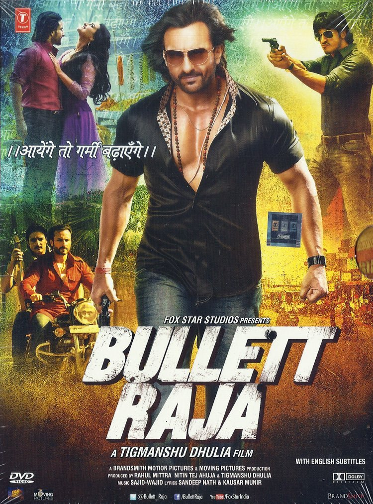 Bullett Raja (2013) (MUSIC VIDEO ALBUM) Untouched – BD50 DTS-HDMA 5.1 ESuBS
