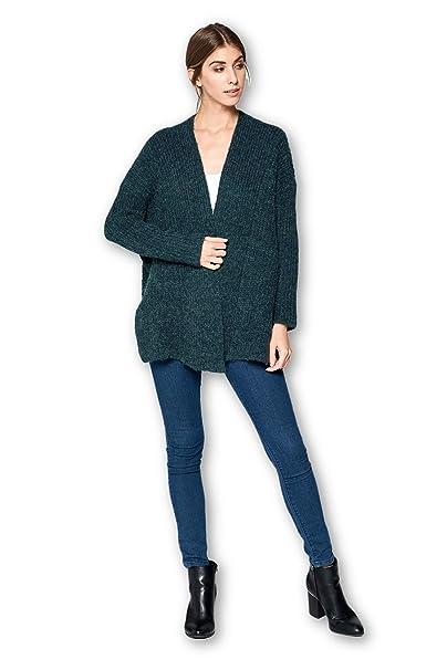 Amazon.com: ReneeC. Chaqueta de punto cálido para mujer de ...