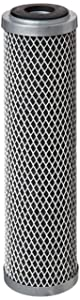 "Pentek FloPlus-10 Carbon Block Filter Cartridge, 9-3/4"" x 2-7/8"", 0.5 Micron"