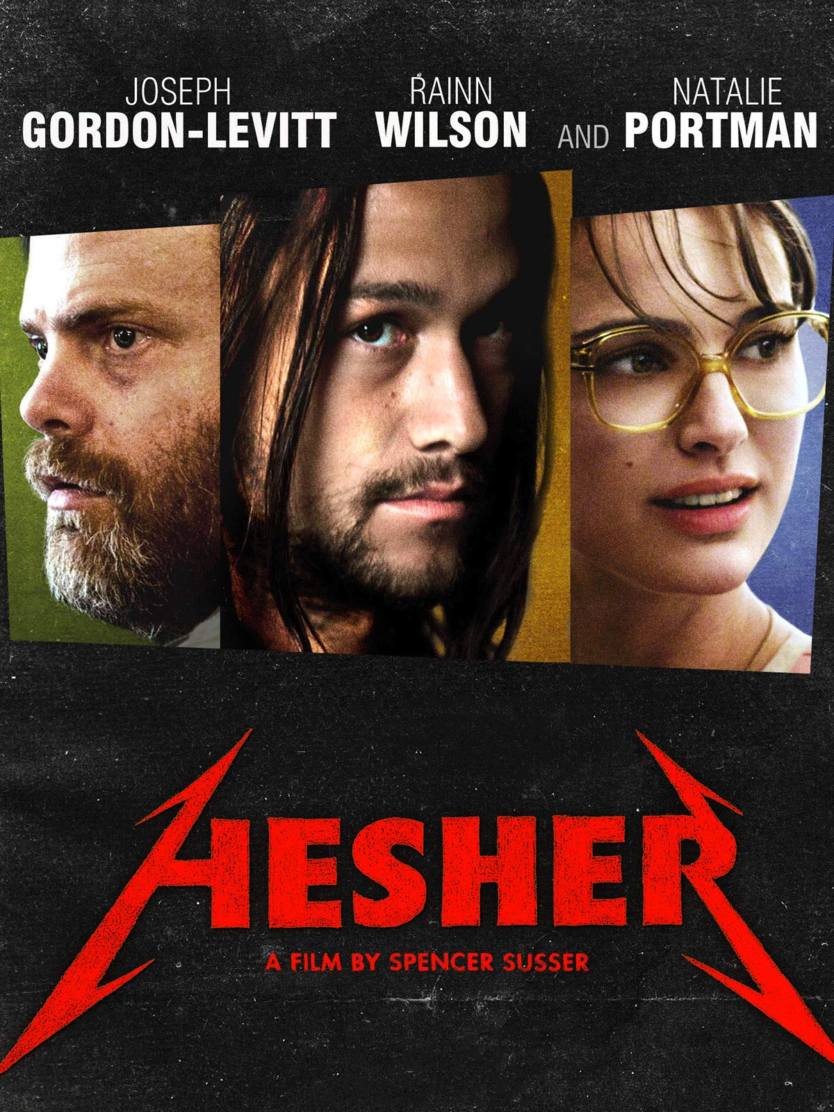 Hesher on Amazon Prime Video UK