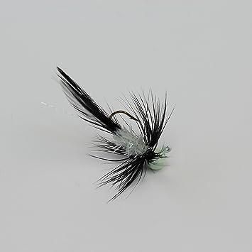 Glow bugz-set de 3 negro/blanco Panfish jigs-crappie, hielo ...