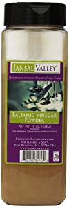 Jansal Valley Balsamic Vinegar Powder, 16 Ounce