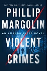 Violent Crimes: An Amanda Jaffe Novel (Amanda Jaffe Series Book 5) Kindle Edition