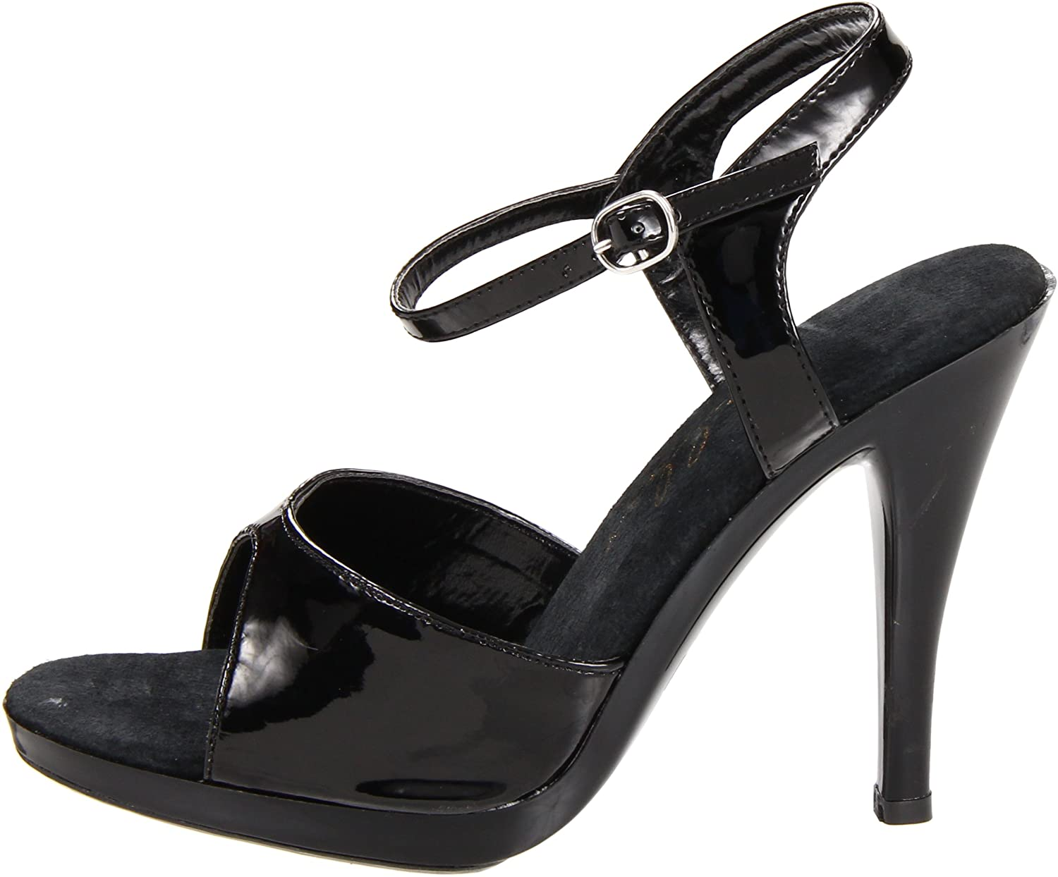 Ellie Shoes Women's B00DGQHIE6 421-Juliet Sandal,Black,5 M US B00DGQHIE6 Women's 5 M US|Black 3119e8