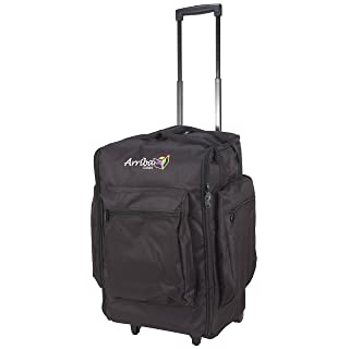 Arriba Cases Ac-165 Padded Gear Transport Bag Dimensions 13X14X23 Inches