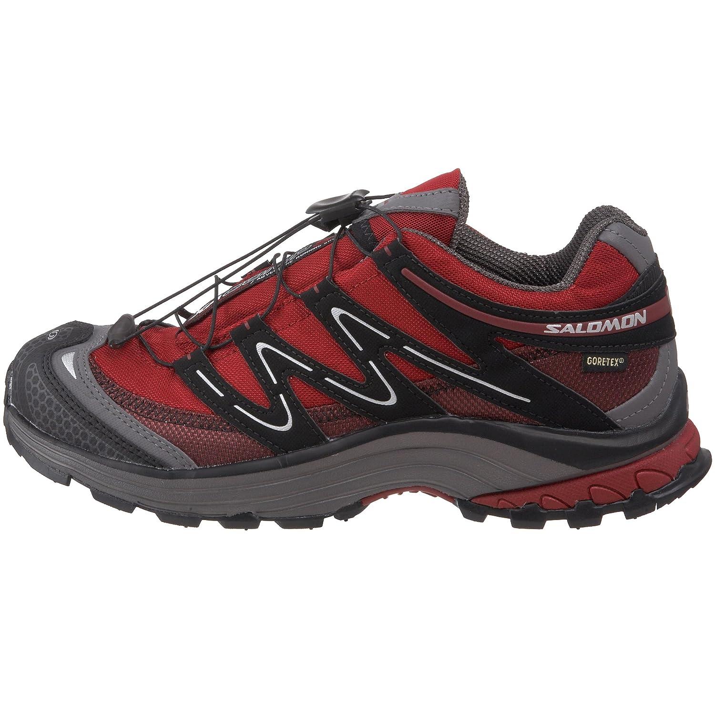 Amazon.com | Salomon Women's XA Comp 5 GTX W Trail Running Shoe,  Rubis-X/Autobahn/Detroit, 5 M US | Trail Running