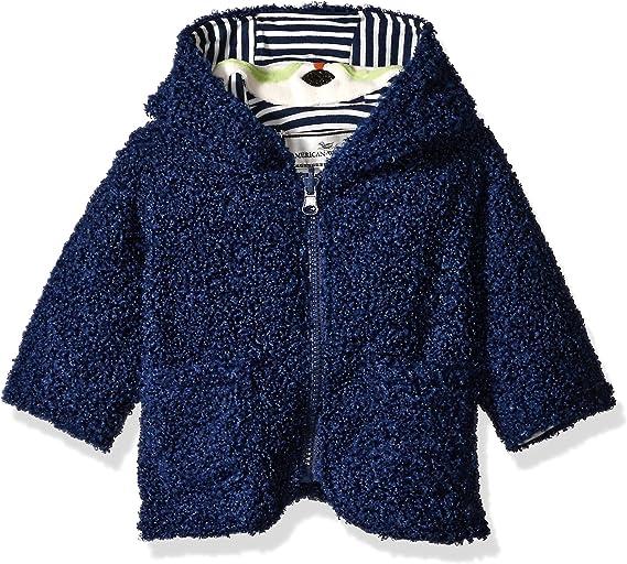 Mini Berber Panda Widgeon Little Girls Animal Reversible Jacket Size 5