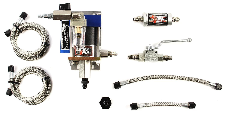 Nitrous Outlet Pump Station