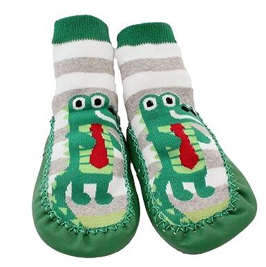 best service c6a6f 91fd2 Stopper-Socken für Baby/Kleinkind/Kinder, Slippers/Mokkasins ...