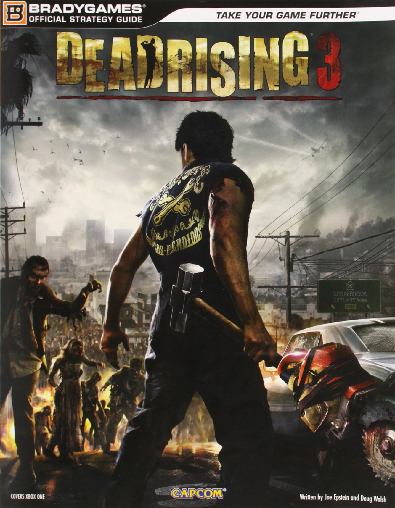 Dead Rising 3 Official Strategy Guide (Bradygames): Amazon.es ...