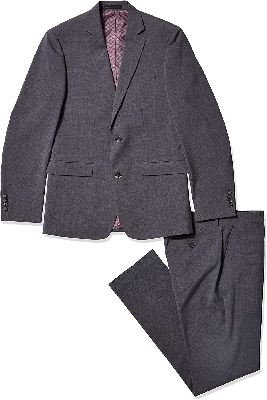 Perry Ellis Mens 2 Pc Suit