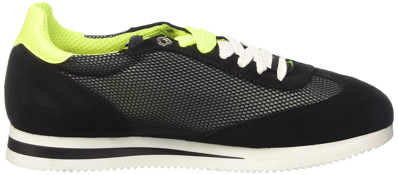 nero Basses D'acquasparta Homme Eu 42 Sneakers U200 Noir Nr pqzFf