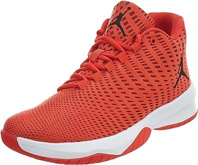 Jordan Zapatillas de Baloncesto de Material Sintético para