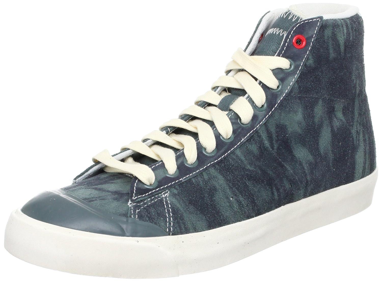 Nike Courtレディースベースラインテニスタンク B00ALOEFYC Still Blue/Black Small
