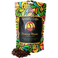 Speciale koffie uit Mexico 500g| Single Origin koffiebonen 100% Arabica| Artisanale langzaam medium Roostering| Lage…