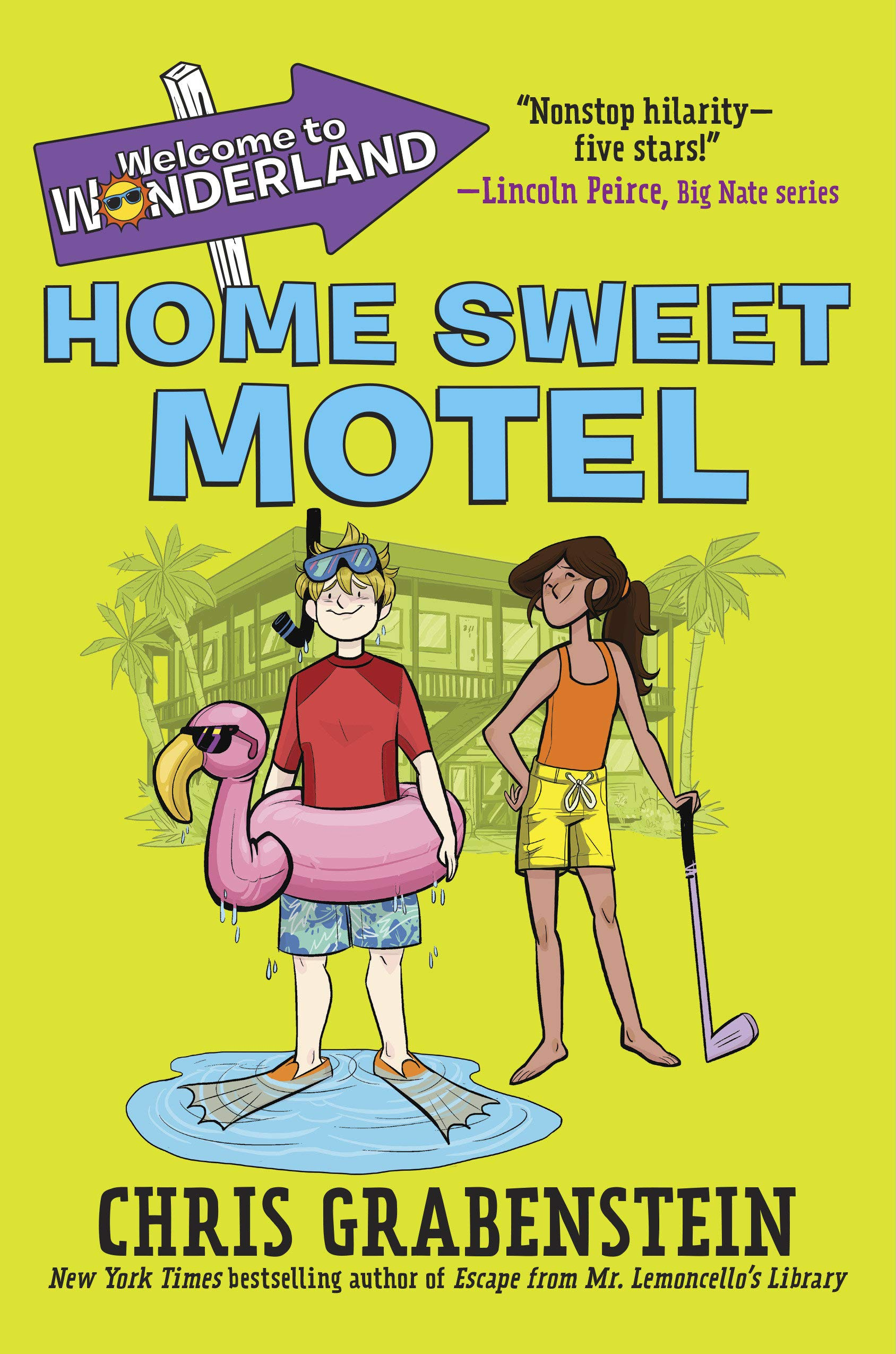Download Welcome to Wonderland #1: Home Sweet Motel PDF