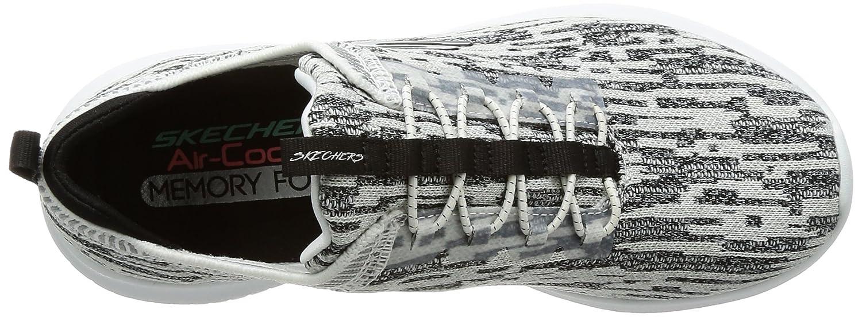 Skechers Women's Ultra Flex Bright Horizon US|White/Black Sneaker B01MZC6D8V 9.5 B(M) US|White/Black Horizon ed8877