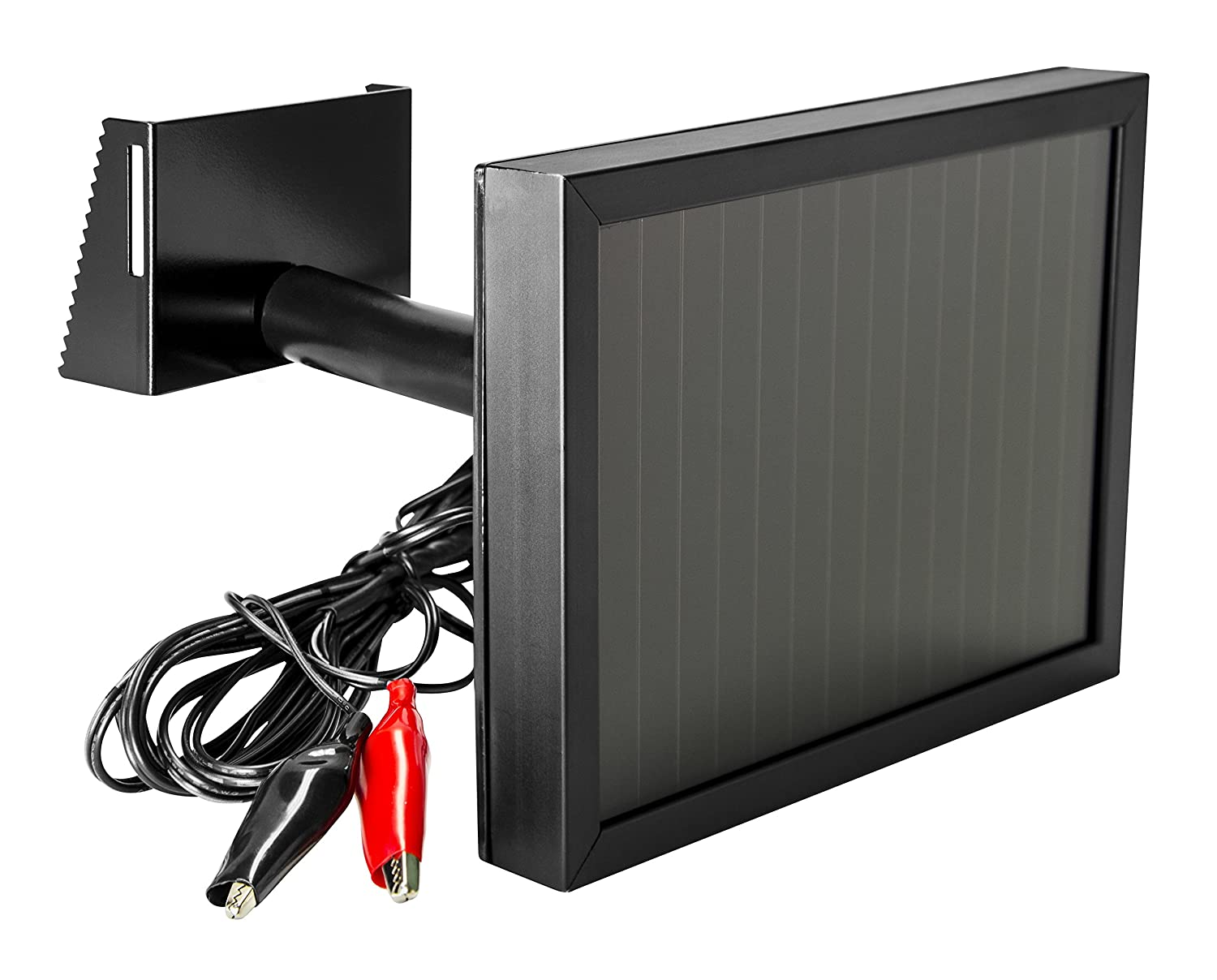 SPYPOINT SP-12V Solar Panel charges 12V Batteries