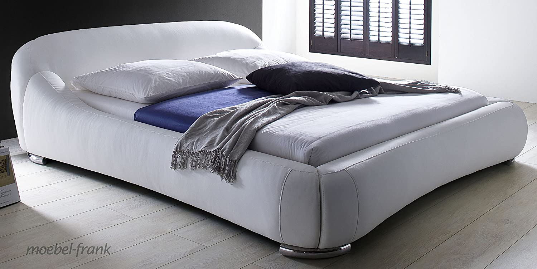 Bezaubernd Betten Günstig Kaufen 180x200 Sammlung Von Polsterbett Creme-weiss Kunst-lederbett Design Bett Doppelbett Pietra