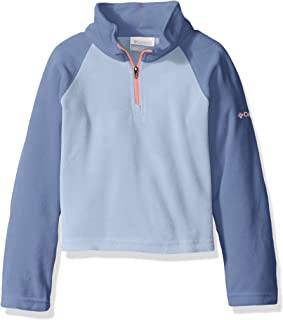 Columbia–glaciale Abbigliamento Sportivo da Donna 1/2Zip, in Pile