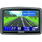 TomTom XXL IQ Routes Europe Traffic Navigationssystem inkl. TMC (12,7 cm (5 Zoll) Display, 42 Länderkarten, Fahrspurassistent, Text-to-Speech)