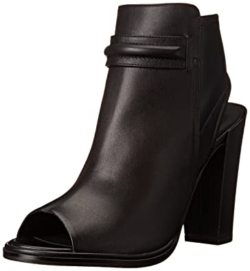 Kenneth Cole New York Womens Sydney Dress Sandal BlackBlack Size 85