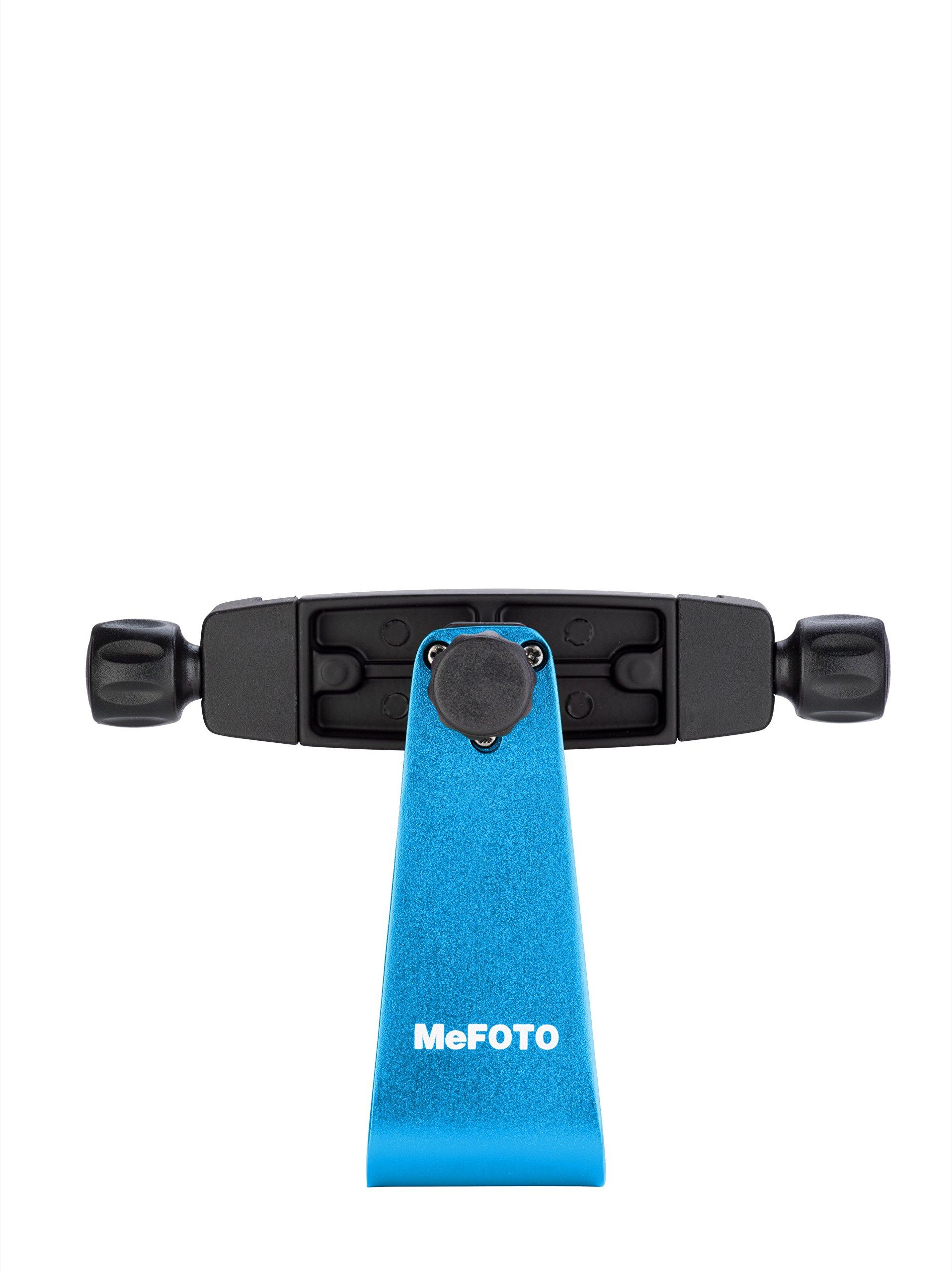 MeFoto SideKick360 Plus Smartphone Tripod Adapter Large - Blue (MPH200B)