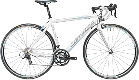 Corratec - Bicicleta de carretera (aluminio, de carreras, 55 cm ...