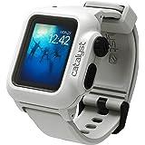 Catalyst Case for Apple Watch 42mm Series 2 - WaterProof Shock Resistant (Alpine White)