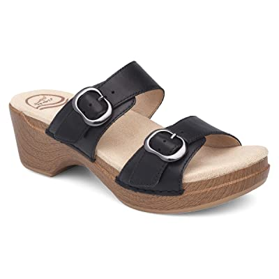 Dansko Women's Sophie Sandal   Heeled Sandals