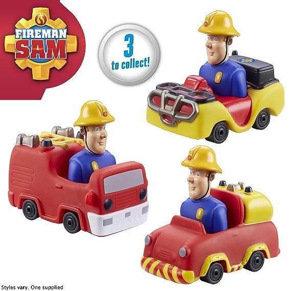 Amazon.com: Mini silla de paseo de Sam el bombero Sam en ...